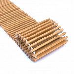 Решетка Techno CL РРД 150-600 деревянная