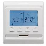 Комнатный термостат E51 TECHNO (кнопочное управление)