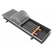 Внутрипольный конвектор Techno CL KVZ 300-65-800 с естественной конвекцией
