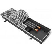 Внутрипольный конвектор Techno CL KVZV 350-85-800 с принудительной конвекцией