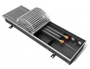 Конвекторы внутрипольные Techno Cl KVZ с естественной конвекцией